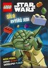 Obálka knihy Lego Star Wars Síla rytířů Jedi
