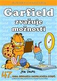 Garfield 47: Garfield zvažuje možnosti - obálka