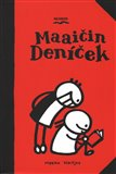 Maaičin Deníček - obálka