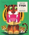Tygr a jeho kamarádi - obálka