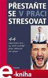 Přestaňte se v práci stresovat - obálka