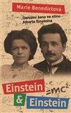 Einstein & Einstein (Geniální žena skrytá ve stínu Alberta Einsteina) - obálka