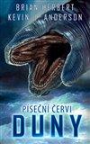 Obálka knihy Píseční červi Duny