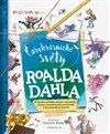 Obálka knihy Čarokrásnické světy Roalda Dahla