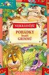 Obálka knihy Nejkrásnější pohádky bratří Grimmů
