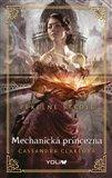 Mechanická princezna - obálka