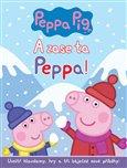 A zase ta Peppa! - obálka