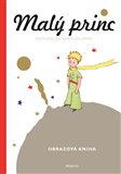 Malý princ - Malá obrazová kniha - obálka