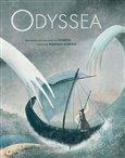 Odyssea (Inspirováno epickou básní od Homéra) - obálka
