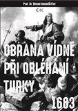 Obrana Vídně při obléhání Turky 1683 - obálka
