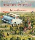 Harry Potter a Tajemná komnata - obálka