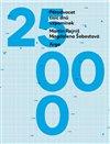 Pětadvacet tisíc dnů vzpomínek - obálka