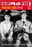 DVD-Semafor - největší hity 1+2 (Reedice úspěšných DVD) - obálka