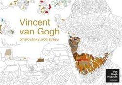 Vincent van Gogh. Omalovánky proti stresu