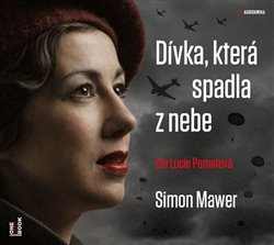 Dívka, která spadla z nebe, CD - Simon Mawer
