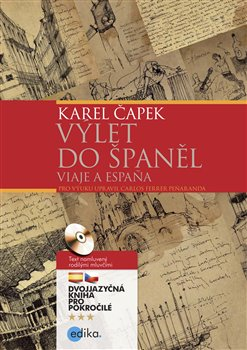 Výlet do Španěl / Viaje a Espaňa - Karel Čapek
