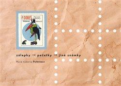 Zálepky - pečetky - jiné známky - Šmidrkal Pavel