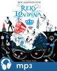Řeky Londýna - obálka