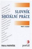 Slovník sociální práce - obálka