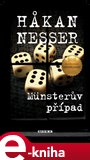 Münsterův případ - obálka