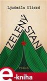 Zelený stan (Elektronická kniha) - obálka
