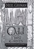 Odd and the Frost Giant - obálka