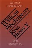 Král Jindřich V. / King Henry V - obálka