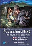 Pes baskervillský A1/A2 (Dvojjazyčná kniha pro začátečníky) - obálka