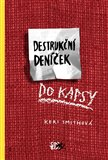 Destrukční deníček - obálka