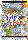 Obálka knihy Výlety po česku