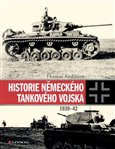 Historie německého tankového vojska - obálka