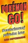 Obálka knihy Pokémon Go. Neautorizovaný průvodce hrou