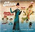 Saturnin (Audiokniha) - obálka