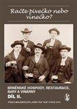 Račte pivečko nebo vínečko? díl II. - obálka