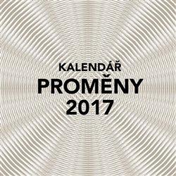 Kalendář Proměny 2017