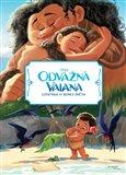 Odvážná Vaiana (Legenda o konci světa - Filmový příběh) - obálka