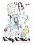 SexyMamas: Matky matkám (Tak trochu jiná knížka o mateřství) - obálka