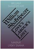 Marná lásky snaha / Love's labour's lost - obálka