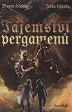 Obálka knihy Tajemství pergamenů