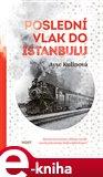 Poslední vlak do Istanbulu - obálka