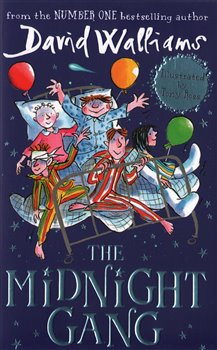 Obálka titulu The Midnight Gang