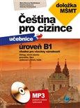 Čeština pro cizince B1 - obálka