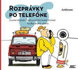 Rozprávky po telefóne, CD - Gianni Rodari