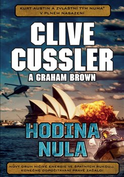 Hodina nula - Graham Brown, Clive Cussler