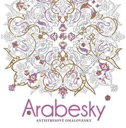 Arabesky. antistresové omalovánky