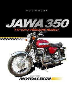 Jawa 350. Typ 634 a příbuzné modely - Alois Pavlůsek