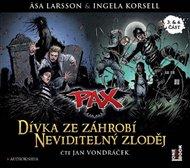Pax 3 & 4 - Dívka ze záhrobí & Neviditelný zloděj