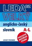Velký anglicko-český slovník - obálka