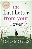 The Last Letter from Your Lover - obálka