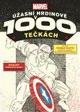 Marvel: Úžasní hrdinové v 1000 tečkách - obálka